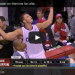 Blake Griffin Throws Water on a Fan After Fouling Out