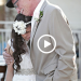 Dying Dad Walks 11 Yr Old Daughter Down The 'Aisle' In Heart Breaking Ceremony
