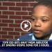 Kidnapper Releases 10 Year Old Who Won't Stop Singing Gospel Song
