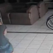 WATCH: Woman Steals TV By Putting It Up Her Skirt