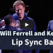 Lip Sync Battle With Will Ferrell, Kevin Hart and Jimmy Fallon – Hilarious!