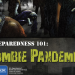 The CDC's Zombie Preparedness Page – They Want You To Be Prepared For Zombie's