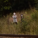 Police Are Looking For These 2 Creepy Masked Figures That Appeared In The Woods