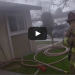 Watch Dramatic Helmet Cam Video Of Firefighters Rescuing 3 Kids From Apartment Fire