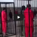 Disturbing New Video Released From ISIS Showing Soldiers In Cages In Iraq