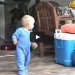 This Baby Fell Into The Pool – What Happened Next Made My Heart Stop!