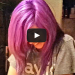 OMG! She Walks Into A Room And Something Crazy Weird Happens To Her Hair!