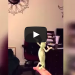 What This Lizard Does With Bubbles Will Have You Laughing Hysterically!
