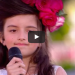 This 8 Year Old Started Singing And Shocked The Entire Audience With Her Angelic Voice