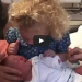 Her Newborn Baby Sister Won't Stop Crying, What She Does Is Priceless!