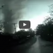 Tornado Picks Up Woman's Truck And She Filmed It All From The Inside!