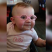 Mom Puts Glasses on Her Baby – Watch Her Face As She Sees Her Dad for the First Time