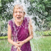 Ice Bucket Challenge Sends 87 Year Old Lady To Hospital In Critical Condition