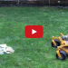 Angry Dad Shreds Sons Video Games With Lawn Mower