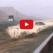 RAW VIDEO: Van Gets Swept Away By Flood Waters Outside Of Las Vegas