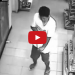 Man Possessed By Ghost Caught On Store Surveillance Camera