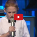 Blind Boy With Autism Sings, 'Open The Eyes Of My Heart'