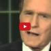 Rare Video: George H. W. Bush Sr. Announces New World Order Plan 1990