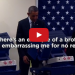 [VIDEO] Chicago Man Tells Obama 'Don't Touch My Girlfriend'