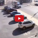 [VIDEO] SUV Crashes Into Downtown Building Causing Partial Collapse