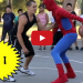 WATCH: Spiderman Plays Basketball – Slaughters Them All