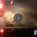 RAW VIDEO – FedEx Truck Crashes Into Cop Car