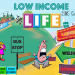 'Low Income Life' Revised Game By Milton Bradley For 2015