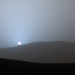 NASA Curiosity Rover Reveals Beautiful Sundown On Mars!
