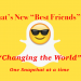 "See How Snapchat's New ""Best Friends"" Emoji Will ""Change the World"""