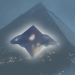 Captured On Video: Pyramid Shaped UFO Appears Over Brazil!