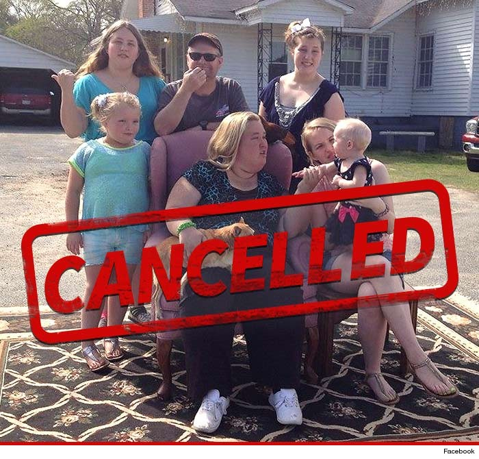 'Honey Boo Boo' Show Cancelled After Mama June Dates Child Molester