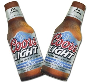 Coors-Light-Coors-Light-Koozies-Imitation-Beer-Bottle-Suit-Set