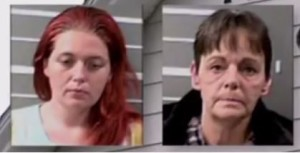 two women arrested for building meth lab inside of church