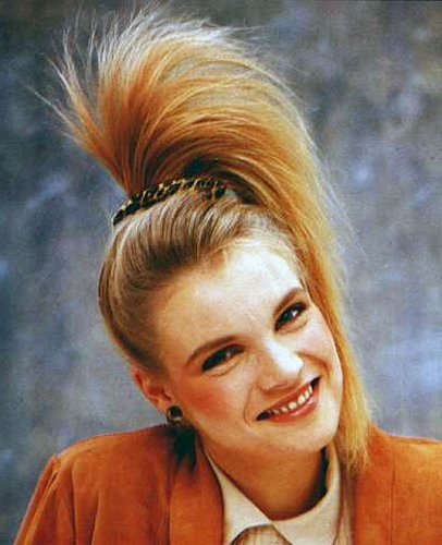 10 Hairstyles From The 80's We Hope NOT To See In 2015