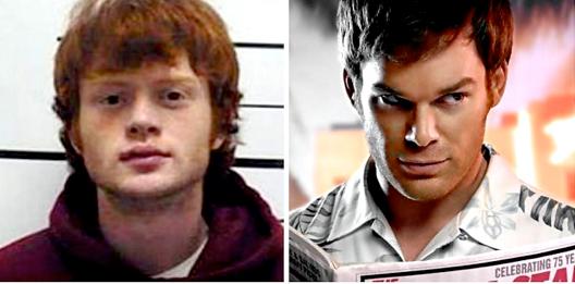murder inspired by Dexter