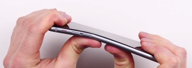 bendy iphone 6