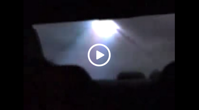 footage of family being abducted by ufo
