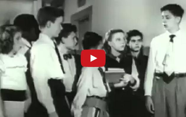 time traveler found old film wih macbook air
