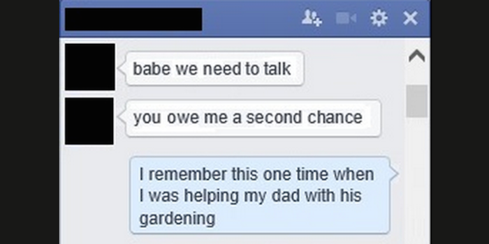 Guy Shuts Ex-Girlfriend Down In The Most Epic Way