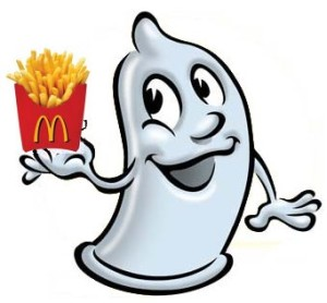 condom-french-fries