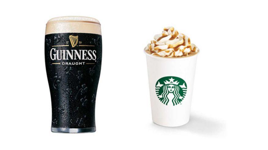 starbucks beer flavored latte