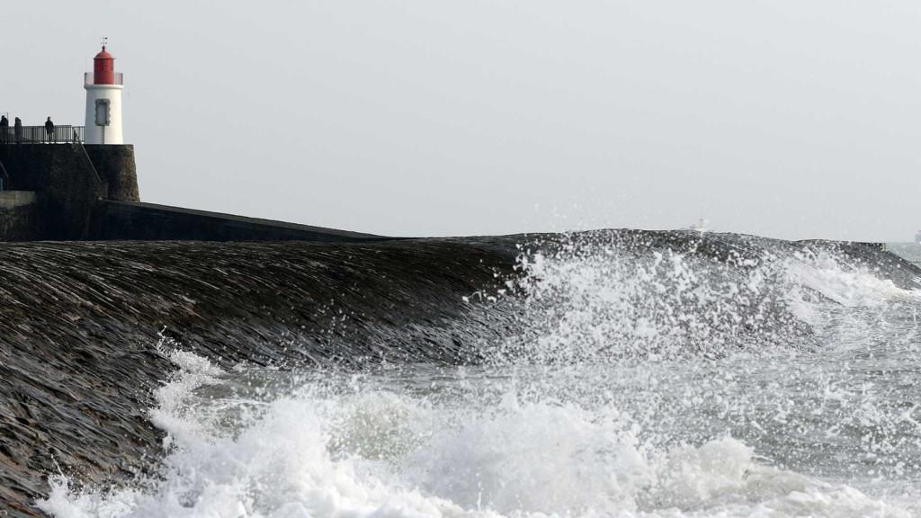France big tidal coefficient