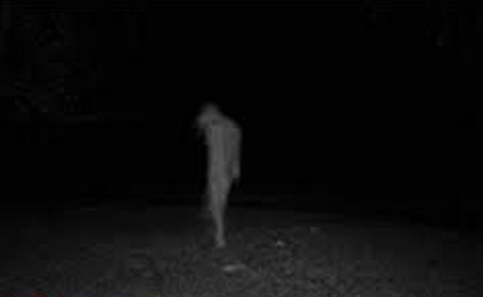 Real Ghost Encounter Caught On Video