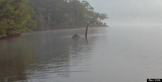 loch ness monster is real