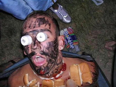 weird-crazy-passed-out-drunk-guy-pranked-by-mates