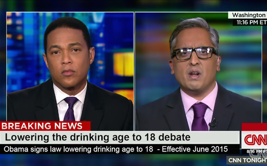 Legal Drinking Age Lowered To  June