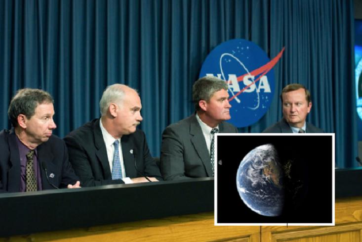NASA Confirms Earth Will Go Dark