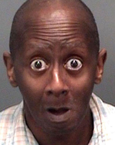 OMG!! Some Of The Craziest Mugshots You Will Ever See!